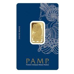 10 gram gold pamp