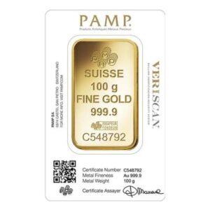 100 gram pamp suisse 2