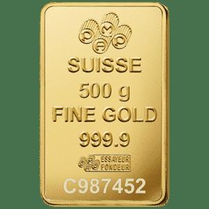 500 gram pamp suisse