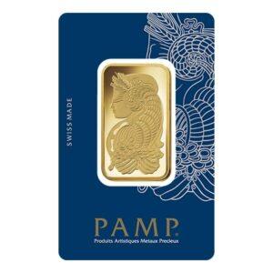 1 oz gold pamp