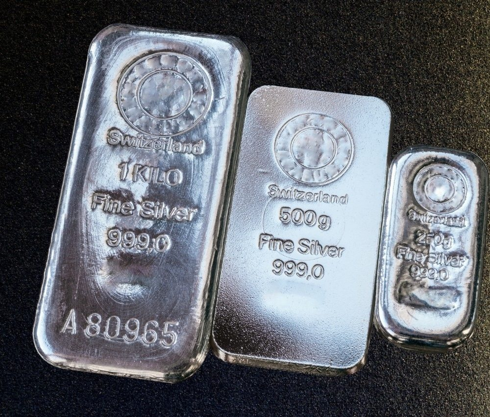 silver product