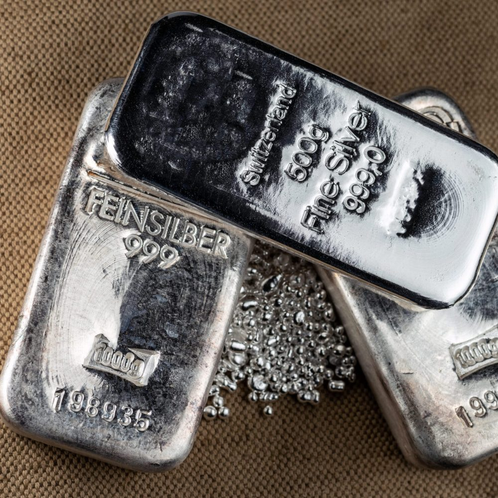 silver products